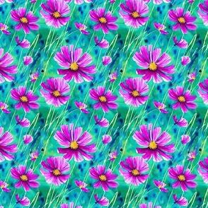 Flower of Life Star Pattern