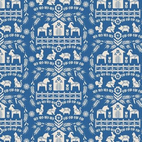 Dala Farm Blue Custom Order