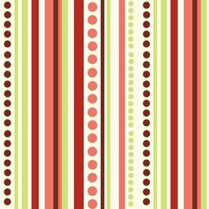 Sweet Tweets Stripes