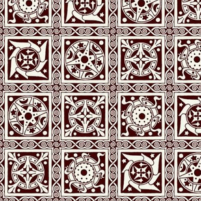 Elvish Heraldry (Red)