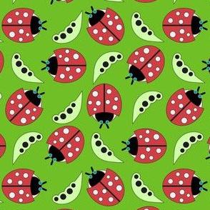 Scandinavian Ladybug