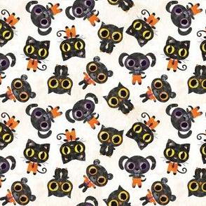 Big Eye Halloween Animals
