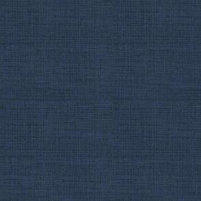 Linen, Blue Denim