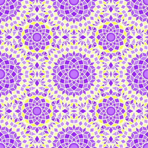 violet rounds geometry