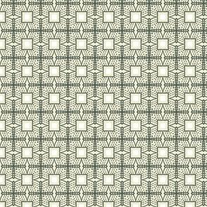 Partridge Berry Flowers - M+M Quinoa by Friztin