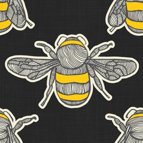 Bumblebee BUZZ Black