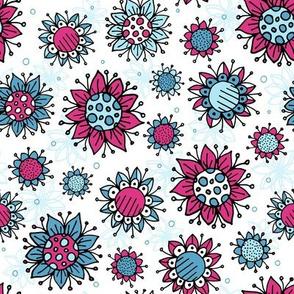 Weird and wonderful (Flowers) - by Kara Peters