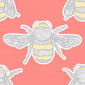 Bumblebee BUZZ Watermellon