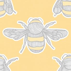 Bumblebee BUZZ Soft Yellow