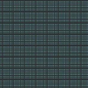 Jensens Plaid Blue-Gray