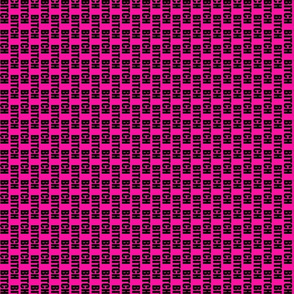 Little Pink BITCH