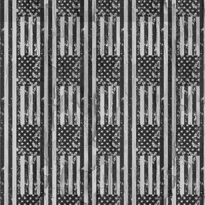 Grudge Grayscale Flags