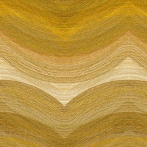Painted Hills - maize