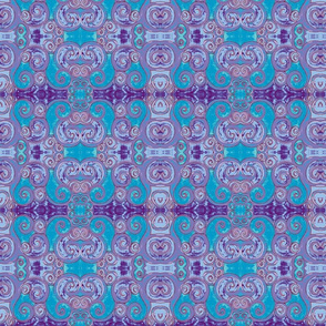 Candy Patch Blue