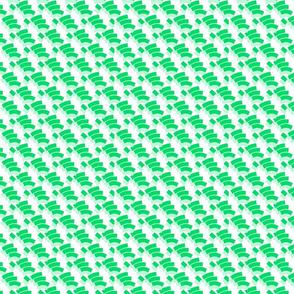 Geo Fingers Green