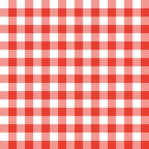 "1"" Grenadine Gingham"