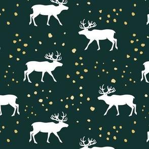 reindeer - holiday