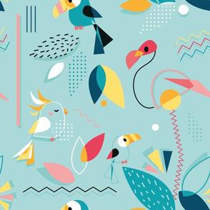memphis bird