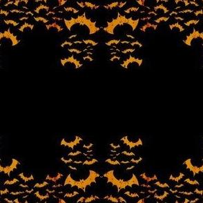Vintage Rusty Bats