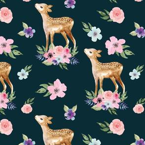 deer ad florar faric