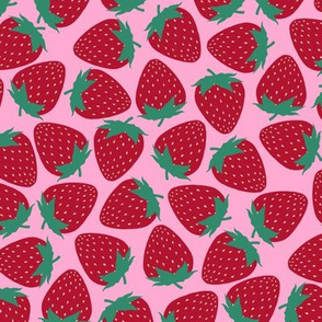 Strawberry - Pink