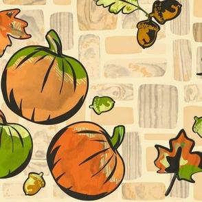 Pumpkin Patch Pathway