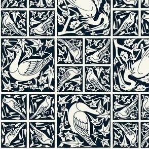 Parliament of Fowls (Blue)