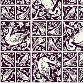 Parliament of Fowls (Purple)