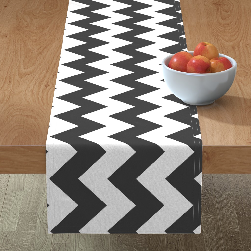 Minorca Table Runner featuring UMBELAS ZIGGY 3 by umbelas