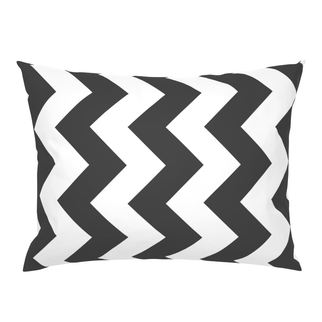 Campine Pillow Sham featuring UMBELAS ZIGGY 3 by umbelas