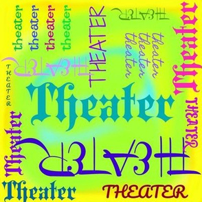 I Love Theater!