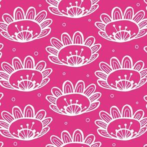 Pollen (in Pink) - by Kara Peters