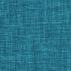 teal linen no. 3