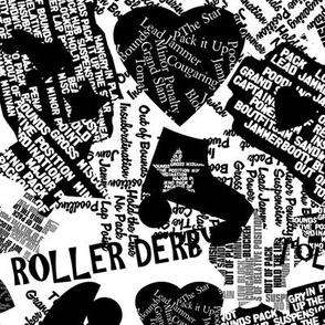 Do You Speak Roller Derby?