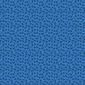 Swedish Fronds Blue