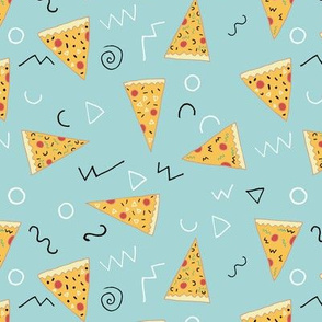 Memphis Pizza Party