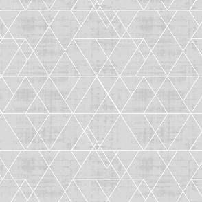 Mod Triangles Gray