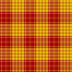 "MacMillan dress tartan, 6"" modern colors"
