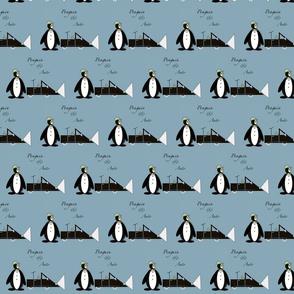 Penguin & Auto