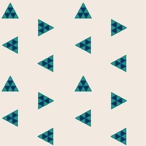 Boho Triangles