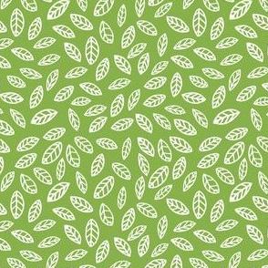 Leaves - by Kara Peters