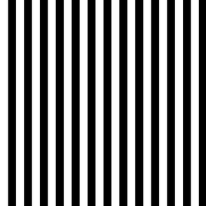 Steampunk - Black and white stripes