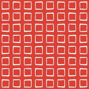 Tomato Rustic Squares