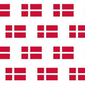 Danish Flag // Small