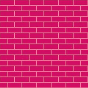 Bricks (Pink)