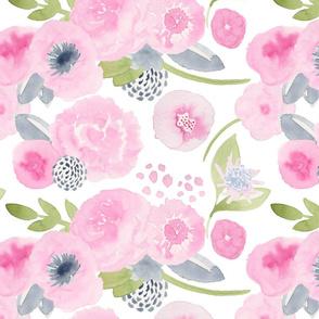 Blossoming Love - medium