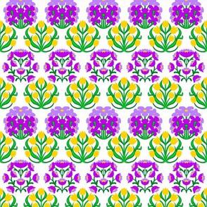Spring Floral Coordinates 1
