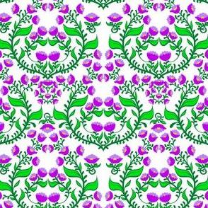 Spring Floral Coordinates 6