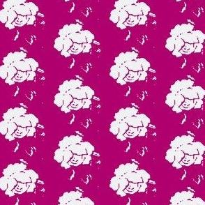 Rose dark pink