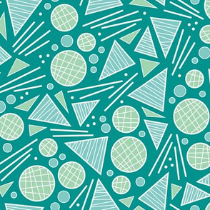Geometric Party (Cool)
